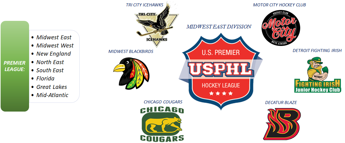 Midwest Blackbirds Junior Hockey Usphl Midwest Training And Ice Center