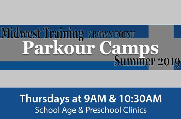 Parkour CP Camps 2019