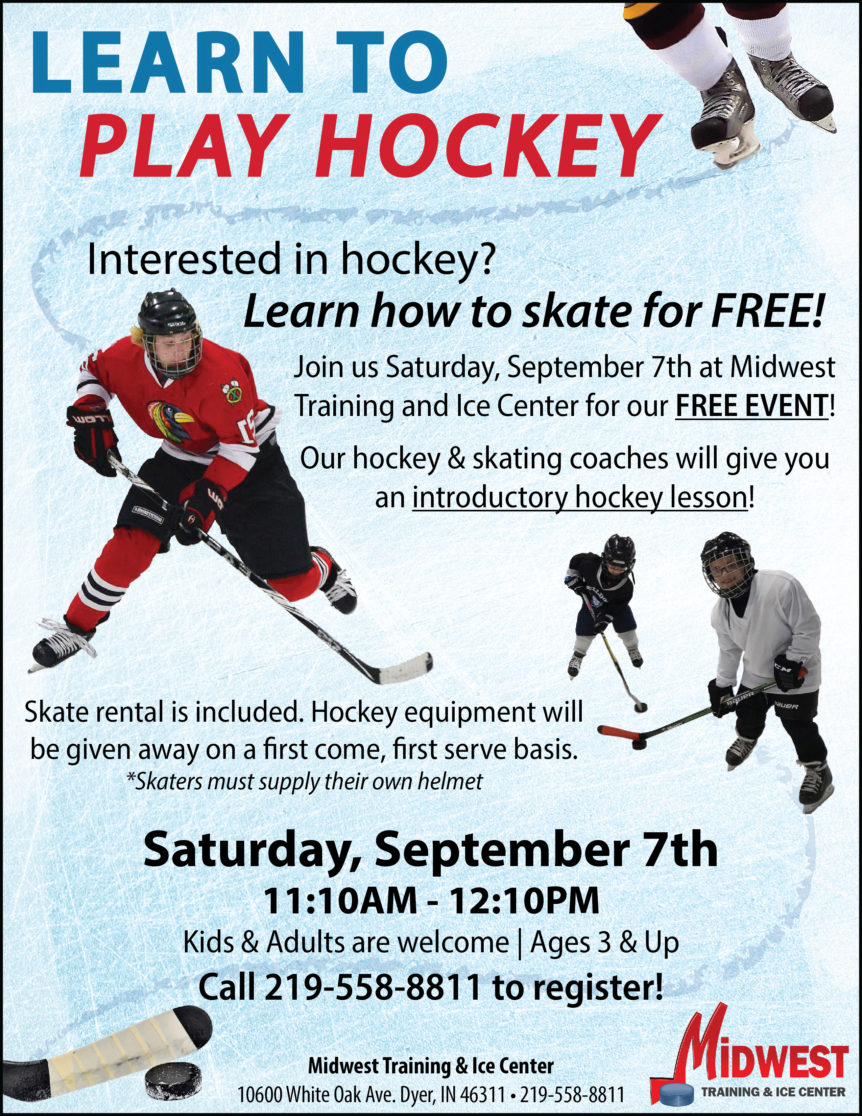 Learn to Play Hockey for FREE