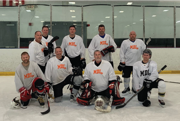 CONGRATULATIONS TO OUR 2019 SPRING DRAFT CHAMPIONS - SLICK STICKERS!